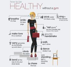 how to be healthy without a gym