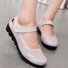 Shoe Type  Flat Shoes Toe Type Round Toe Closure Type  Hook Loop Heel 11375b1c3