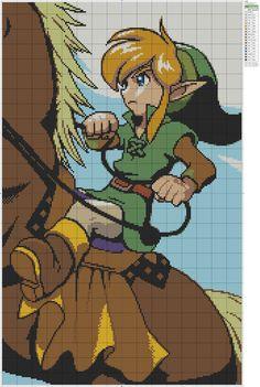 The Legend of Zelda – Birdie Stitching