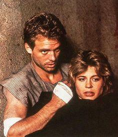theactioneer: Michael Biehn & Linda Hamilton The Terminator (1984) #ArnoldSchwarzenegger