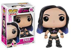 WWE Total Divas Paige Pop figure by Funko