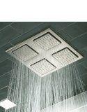 watertile over head rain shower Kohler