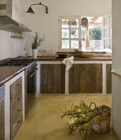 kuchyňa á la vidiek :)