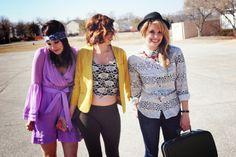 Spring Fashion Shoot