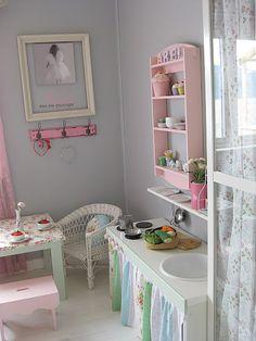 Lovely girls room