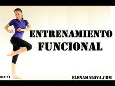 Entrenamiento FUNCIONAL + Estiramiento | Día 21 - YouTube Sculpter Son Corps, Keep Fit, Workout Videos, Workouts, Zumba, Exercise, Gym, Lifestyle, Fitness