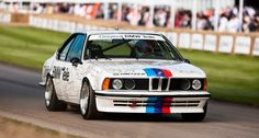The familiar recipe of the Goodwood Festival of Speed once again proved successful for despite a few thousand gallons of rainwater being unexpectedly added into the mix… My Dream Car, Dream Cars, Bmw 635 Csi, Bmw E24, Bmw 6 Series, Bmw Alpina, Goodwood Festival Of Speed, Vintage Racing, Life Photography