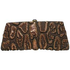e773d9f6c Fantastic and Collectible Era Tom Ford for YSL Beaded and Sequins Clutch  For Sale at 1stdibs