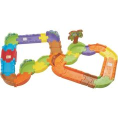 Smart Animals Deluxe Track Set by VTech! With 27 interchangeable track pieces, a swing and two accessory piec Toys R Us Canada, Train Tracks, Smart Animals, Nursery Room, Walmart, Empty, Christmas Ideas, Gift Ideas, Free Shipping