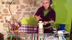 Cómo hacer leche de alpiste con Chufamix