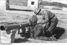 Raketenpanzerbüchse 43 (RKzb.43) « Panzerschreck »