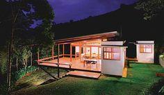 Dal Pian Arquitetos Associados: Residência, Ubatuba, SP