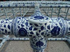 Wei Wei, Ai Weiwei, Dark Brown Eyes, Basel, Ikebana, Public Art, Contemporary Artists, Cool Art, Fun Art