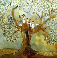 Johanna R. Wright - American illustrator | We are Invisible