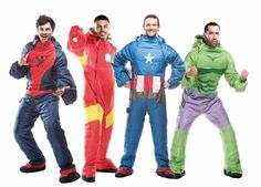 Camp like the Avengers with wearable superhero sleeping bags - Start a comfy cosplay trend with these wearable Marvel sleeping bags that look like Spider-Man, Iron Man, Captain America and the Incredible Hulk. Marvel Comic Books, Marvel Comics, Superhero Fashion, Suit Up, Incredible Hulk, Fancy, Steve Rogers, Marvel Heroes, How To Fall Asleep