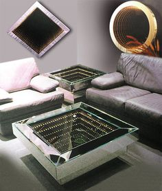 Love this infinity table! Furniture for the home - Infinity furniture