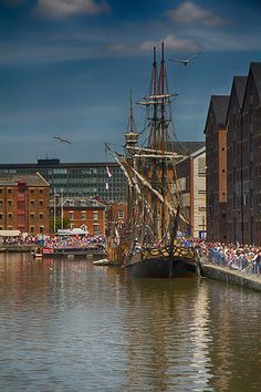 Tall Ships Gloucester | by Howard Brown