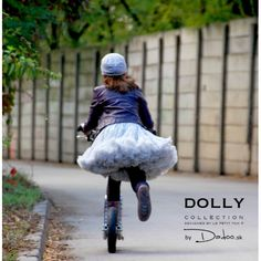 DOLLY skirt on the way from school. Grace Kelly is so easy to combine!