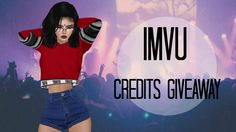 IMVU // MY ACCENT IS FAKE. 5,000 Credits Giveaway!