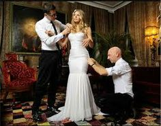 Tips on Trying the Wedding Dress ~ Your Choice For Dress