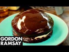 Ciasto czekoladowo- imbirowe Ramsay'a