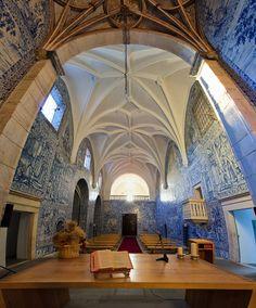 .Arraiolos church beautiful architecture details, Portugal