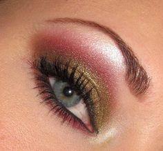 pink/brown