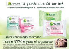 Vinci buono di 300 euro per il parrucchiere con Garnier - http://www.omaggiomania.com/concorsi-a-premi/vinci-300-euro-per-parrucchiere-garnier/