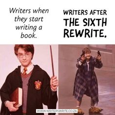 After The Sixth Rewrite Writer Memes, Writer Quotes, Book Memes, Book Writing Tips, Writing Words, Writing Comics, Writing Problems, A Writer's Life, Writers Write