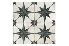 Metropolis Star Wall And Floor Tile