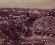 Braun, Adolphe (1811-1877) - Paris, 1871 - Le viaduct, Arcueil - Aqueducs d'Arcueil et de Cachan — Wikipédia