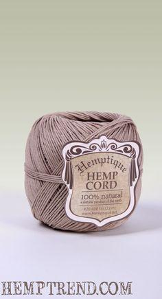 Hemp Cord Ball - Natural #20 400ft #hemp #cannabis #hempcord #hemptwine #hemptique #jasenhemp