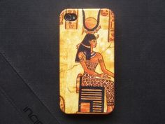 Pharaoh Culture Decoupage case/ Classic style/ Vintage / for iPhone4 / iPhone4s / Cover case / Hard Case / Accessories / Smartphone on Etsy, ฿506.54