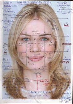 rosto de frente mulher 3x4 - Pesquisa Google