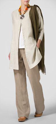 Vivid Linen S/S 2015 Lookbook