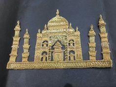 tajmahal embroidery