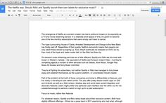 10 of the best word processing apps for #Mac!  #Blogging  #Writing