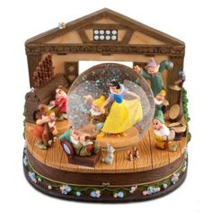 1000 images about disney snow globes on pinterest snow globes