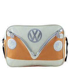 e0f7639cc3 VW Collection by BRISA VW T1 Camper Bus Shoulder Bag Messenger Bag