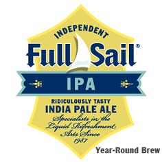 Full Sail IPA: Ridiculously Tasty India Pale Ale
