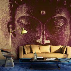 Fototapeta - Wise Buddha #roomdecor #home #wallart #inspirace # #waterproof #design #wow #original #oriental #zen #calm