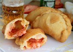 Impasto panzerotti alla birra ricetta originale pugliese #PANZEROTTI #PUGLIA #PANZEROTTIIMPASTOCONBIRRA