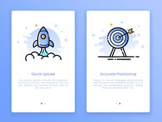 Guide Page by Harika Deng #Design Popular #Dribbble #shots