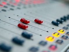 A photographic tour of the radio station.