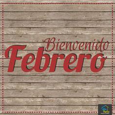 Bienvenido Febrero...¡Sorprendernos! No tenemos que derrumbar nuestros sueños, hay que derrumbar las barreras que nos impiden cumplirlos
