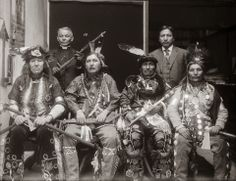 via By the way...: Native Americans