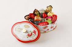 カファレルのバレンタインチョコレート、真っ赤なパッケージの新作「ラブ・ジャンドゥーヤ」 写真3