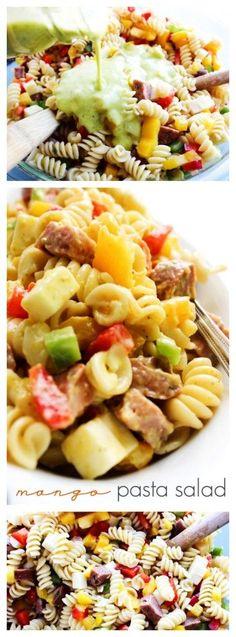 pasta on pinterest pasta salad vegetable pasta and sausages