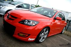 2007 Mazda 3 MPS '2.3T ', owned by Jason Caines