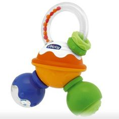 Twist N Turn Rattle For more Chicco products, visit http://www.yellowgiraffe.in #Chicco #toys #rattle